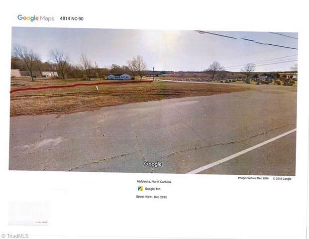 4814 Nc Highway 90 E, Hiddenite, NC 28636 (MLS #954434) :: Berkshire Hathaway HomeServices Carolinas Realty