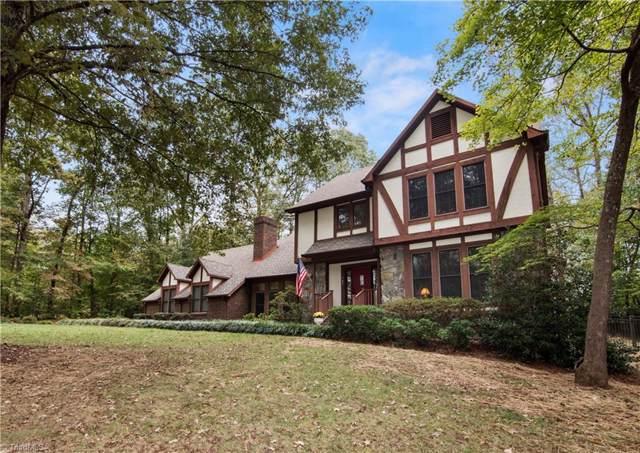 147 Lakeview Road, Mocksville, NC 27028 (MLS #954441) :: Ward & Ward Properties, LLC