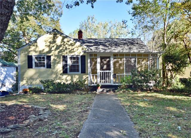 2443 Hoyt Street, Winston Salem, NC 27103 (MLS #954451) :: Berkshire Hathaway HomeServices Carolinas Realty