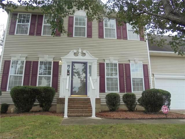 110 Creekview Drive, Kernersville, NC 27284 (MLS #954452) :: Lewis & Clark, Realtors®