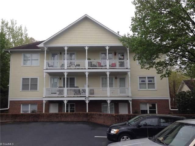 623 Walker Avenue D, Greensboro, NC 27401 (MLS #954471) :: Ward & Ward Properties, LLC