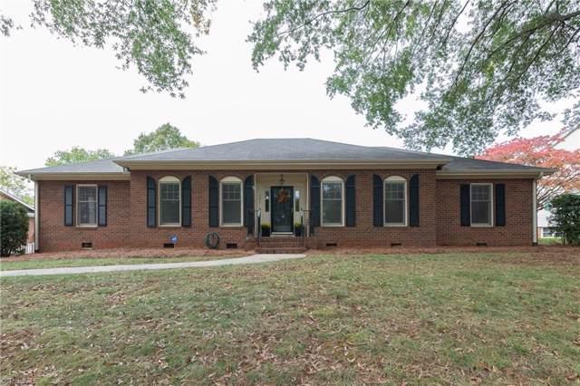 204 Heathcliff Place, Winston Salem, NC 27104 (MLS #954495) :: Berkshire Hathaway HomeServices Carolinas Realty