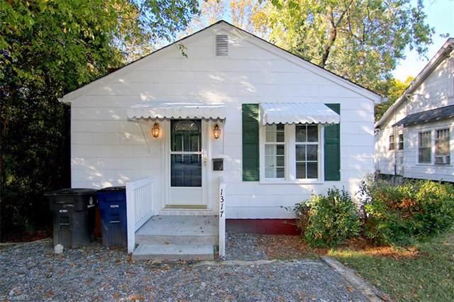 1317 Marne Street, Winston Salem, NC 27107 (MLS #954503) :: Lewis & Clark, Realtors®