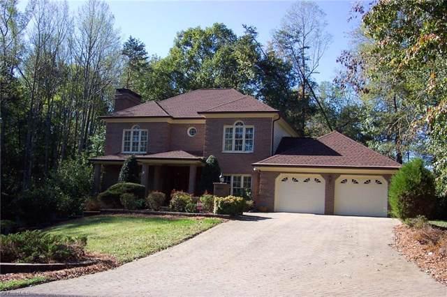 5012 Roxbury Lane, Kernersville, NC 27284 (MLS #954559) :: Ward & Ward Properties, LLC