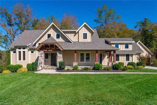 687 Lissara Lodge Drive, Lewisville, NC 27023 (MLS #954603) :: Ward & Ward Properties, LLC
