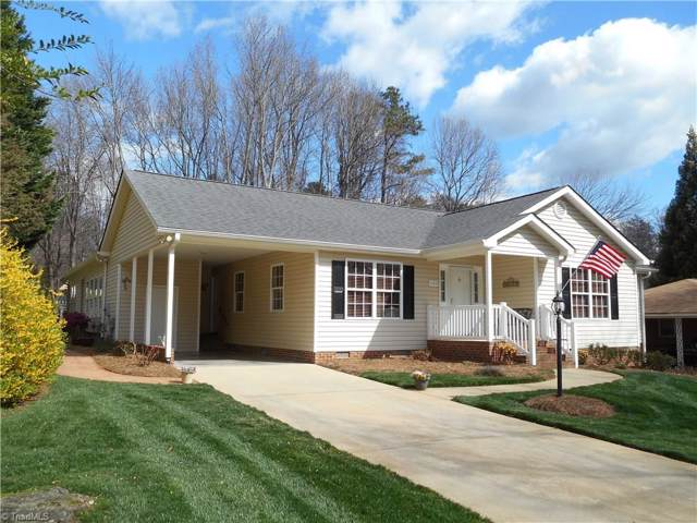 105 Pineburr Road, Greensboro, NC 27455 (MLS #954618) :: Berkshire Hathaway HomeServices Carolinas Realty
