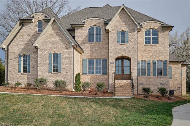 1100 Mosley Road, Greensboro, NC 27455 (MLS #954644) :: Berkshire Hathaway HomeServices Carolinas Realty
