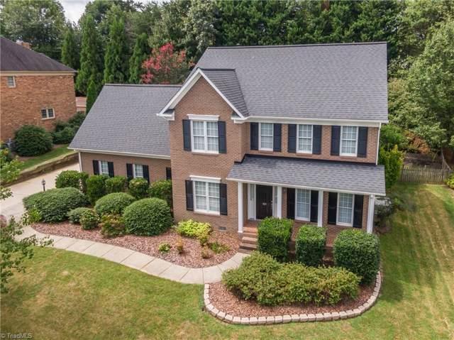 4219 Shoal Creek Drive, Greensboro, NC 27410 (MLS #954652) :: Berkshire Hathaway HomeServices Carolinas Realty