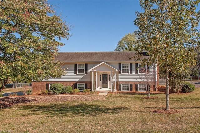 1050 Kingsridge Road, Kernersville, NC 27284 (MLS #954655) :: Berkshire Hathaway HomeServices Carolinas Realty