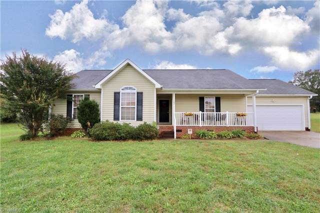 102 Garwood Avenue, Boonville, NC 27011 (MLS #954696) :: Berkshire Hathaway HomeServices Carolinas Realty