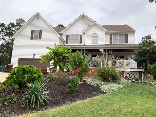 5119 Hartridge Way, Greensboro, NC 27407 (MLS #954752) :: Berkshire Hathaway HomeServices Carolinas Realty