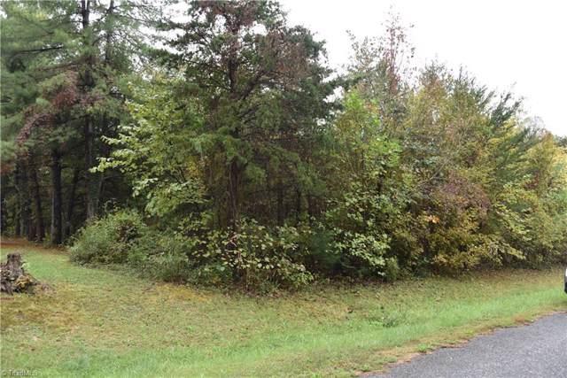 0 Doyle Street, Winston Salem, NC 27107 (MLS #954754) :: Berkshire Hathaway HomeServices Carolinas Realty