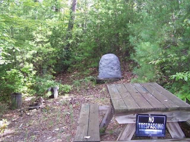 121 Eagle Nest Road, Purlear, NC 28665 (MLS #954764) :: Ward & Ward Properties, LLC