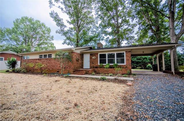 102 Museum Road, Statesville, NC 28625 (MLS #954823) :: RE/MAX Impact Realty