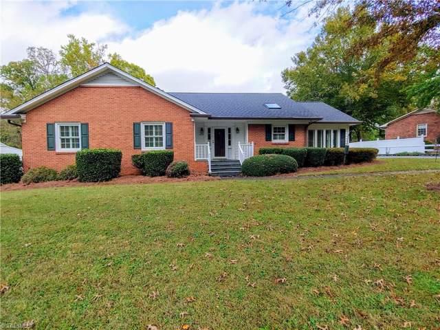 204 Wicklow Road, Winston Salem, NC 27106 (MLS #954834) :: Ward & Ward Properties, LLC