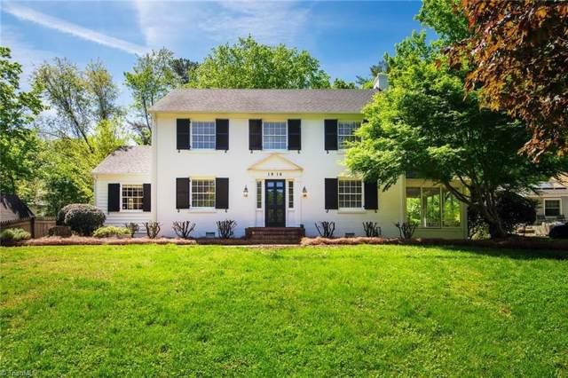 1916 Runnymede Road, Winston Salem, NC 27104 (MLS #954893) :: Berkshire Hathaway HomeServices Carolinas Realty