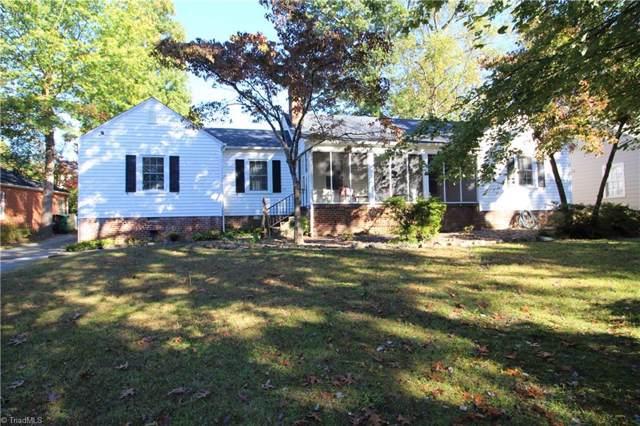 714 Brookside Drive, High Point, NC 27262 (MLS #954945) :: Ward & Ward Properties, LLC