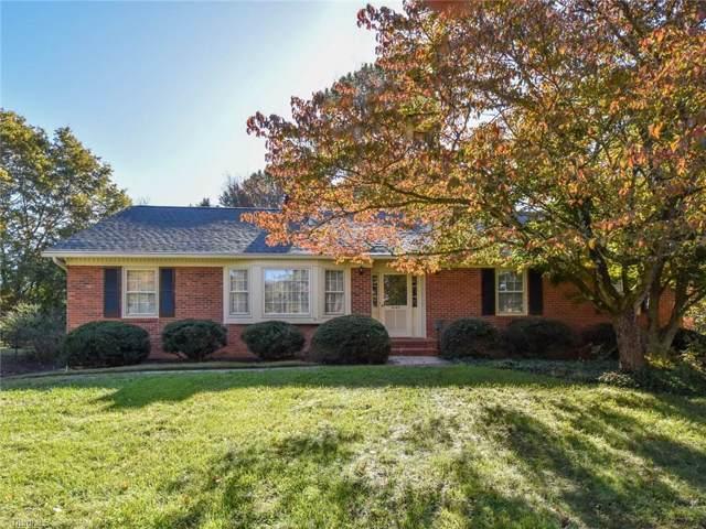 4142 Wycliff Drive, Winston Salem, NC 27106 (MLS #955007) :: Ward & Ward Properties, LLC