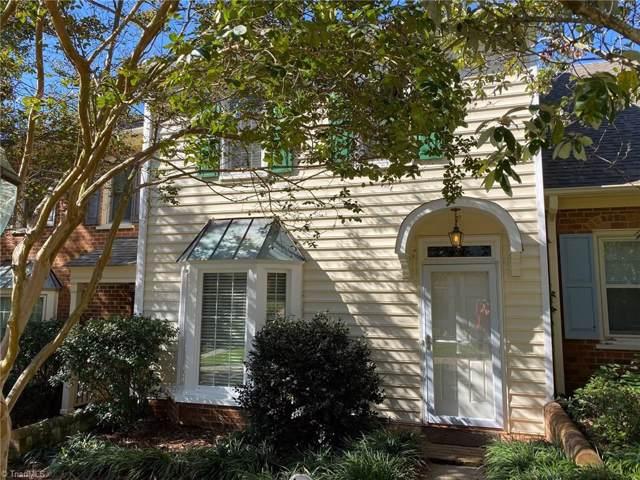 603 Tanners Run Drive, Winston Salem, NC 27101 (MLS #955038) :: Ward & Ward Properties, LLC