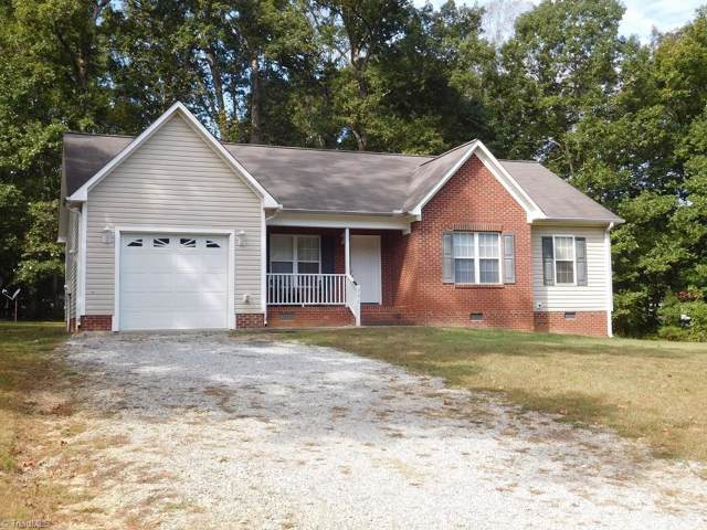 206 Cushman Road, Gibsonville, NC 27249 (MLS #955116) :: Ward & Ward Properties, LLC