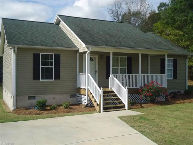 107 Tamworth Drive, Denton, NC 27239 (MLS #955164) :: Ward & Ward Properties, LLC
