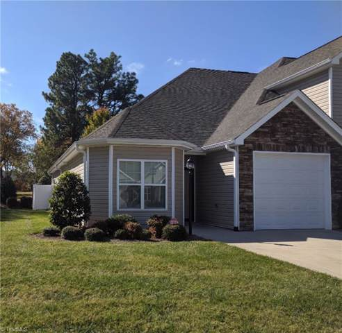 1602 Preston Woods Drive, Winston Salem, NC 27127 (MLS #955207) :: Ward & Ward Properties, LLC