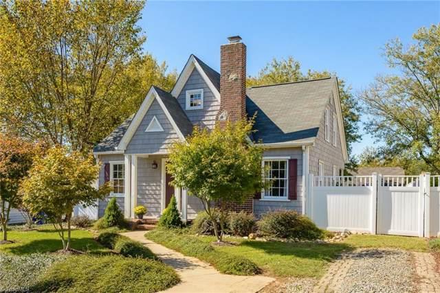 2124 Konnoak View Drive, Winston Salem, NC 27127 (MLS #955217) :: Ward & Ward Properties, LLC
