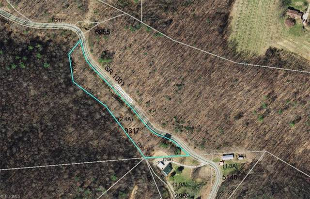 Brushy Mountain Road, Moravian Falls, NC 28654 (MLS #955234) :: Ward & Ward Properties, LLC
