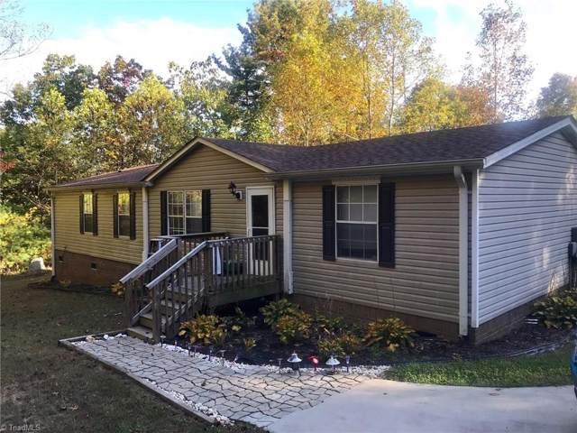 1061 Acorn Drive, Purlear, NC 28665 (MLS #955305) :: RE/MAX Impact Realty