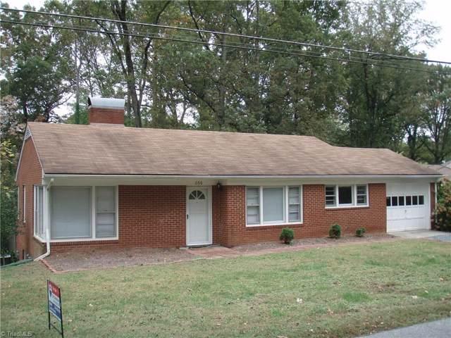 866 Oakmont Drive, Asheboro, NC 27205 (MLS #955307) :: Ward & Ward Properties, LLC
