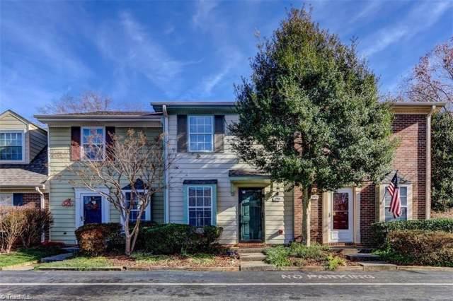 2759 Cottage Place, Greensboro, NC 27455 (MLS #955313) :: Ward & Ward Properties, LLC