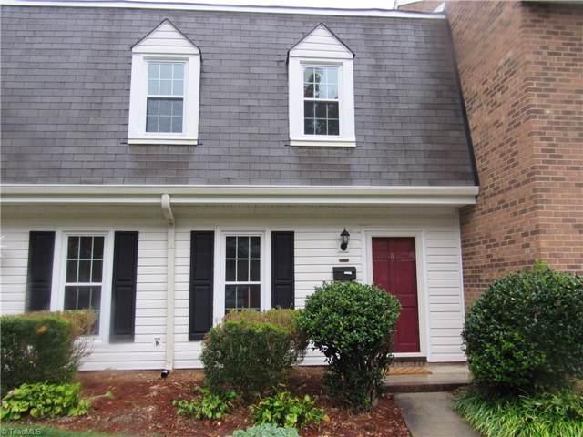 3840 Huntingreen Lane D, Winston Salem, NC 27106 (MLS #955339) :: Ward & Ward Properties, LLC