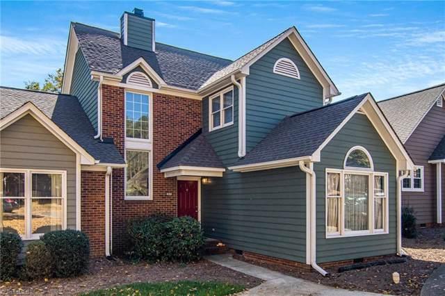 2832 Shadowbrook Lane, Winston Salem, NC 27103 (MLS #955350) :: Ward & Ward Properties, LLC