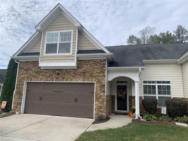3698 Davis Cup Drive, Greensboro, NC 27406 (MLS #955368) :: Ward & Ward Properties, LLC