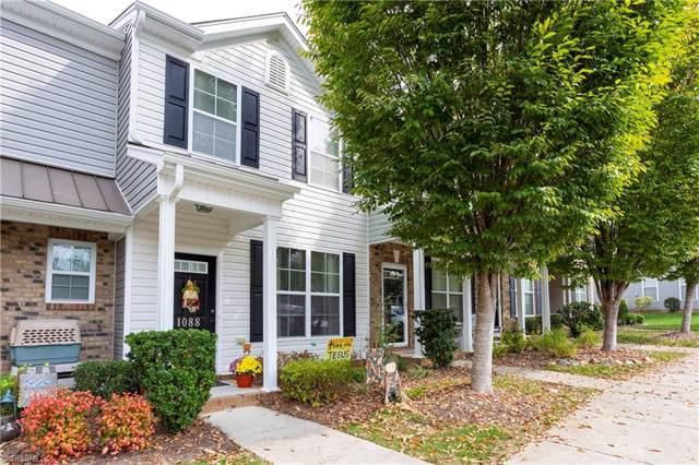 1088 Kelso Lane, Burlington, NC 27215 (MLS #955418) :: Ward & Ward Properties, LLC