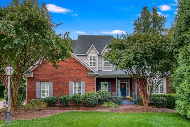 5 Reel Court, Greensboro, NC 27455 (MLS #955429) :: Ward & Ward Properties, LLC