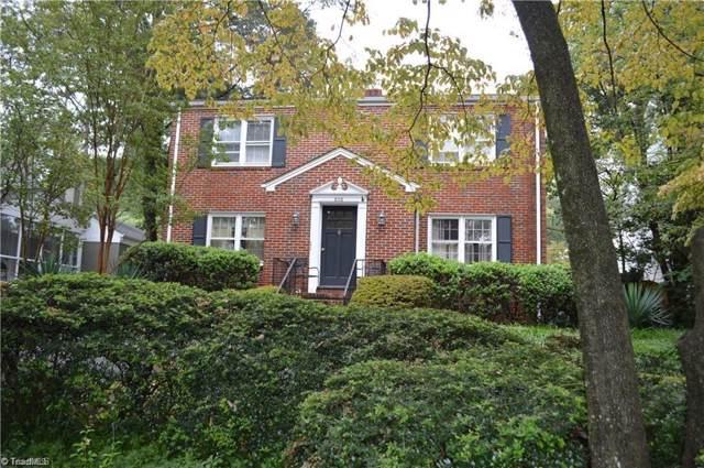 606 Myers Lane, Greensboro, NC 27408 (MLS #955457) :: Ward & Ward Properties, LLC
