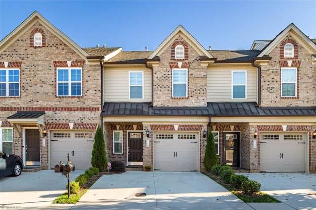 1150 Augustine Heights Drive, Winston Salem, NC 27103 (MLS #955525) :: Ward & Ward Properties, LLC