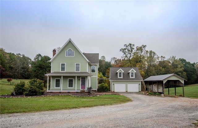 582 New Salem Road, Statesville, NC 28625 (MLS #955597) :: RE/MAX Impact Realty