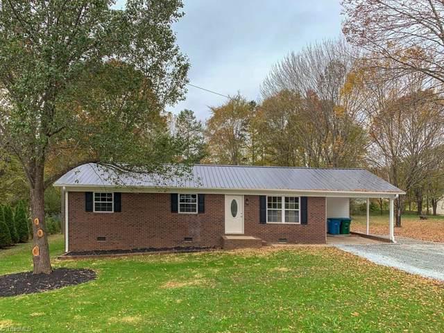 81 Huntington Drive, Denton, NC 27239 (MLS #955691) :: Ward & Ward Properties, LLC