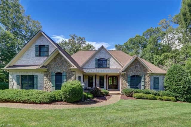 301 Crows Nest Drive, Stokesdale, NC 27357 (MLS #955711) :: Ward & Ward Properties, LLC