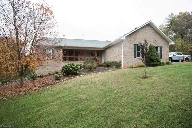 226 Barefield Drive, Millers Creek, NC 28651 (MLS #955755) :: Ward & Ward Properties, LLC