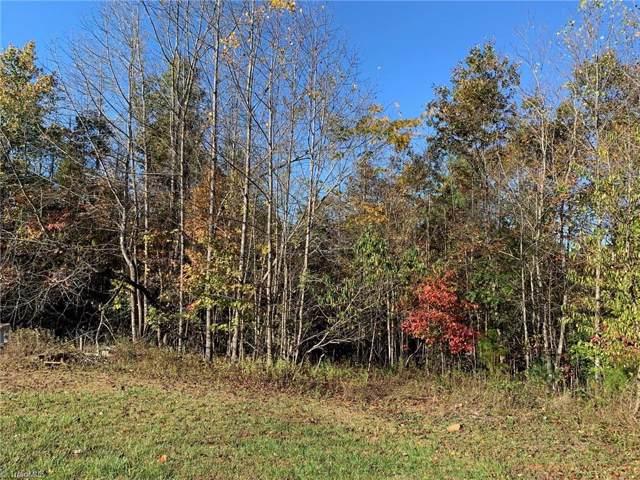 0 Millard Lane, Millers Creek, NC 28651 (MLS #955797) :: Ward & Ward Properties, LLC