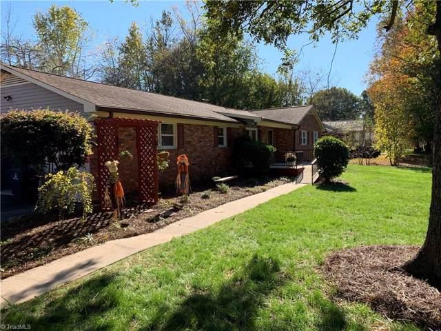 1642 Turfwood Drive, Pfafftown, NC 27040 (MLS #955800) :: RE/MAX Impact Realty