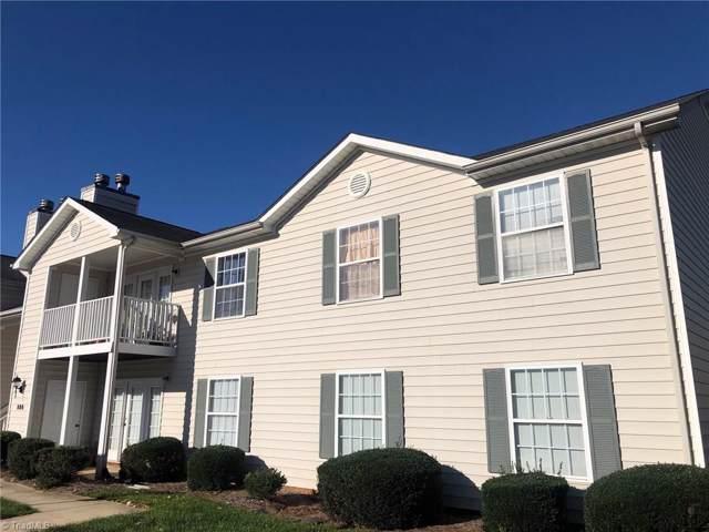 800 Moultrie Court, Greensboro, NC 27409 (MLS #955862) :: Ward & Ward Properties, LLC