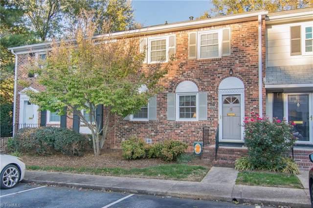 2511 Patriot Way B, Greensboro, NC 27408 (MLS #955875) :: Ward & Ward Properties, LLC