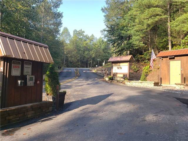 2 Bobcat Mountain Road, Purlear, NC 28665 (MLS #955920) :: Ward & Ward Properties, LLC