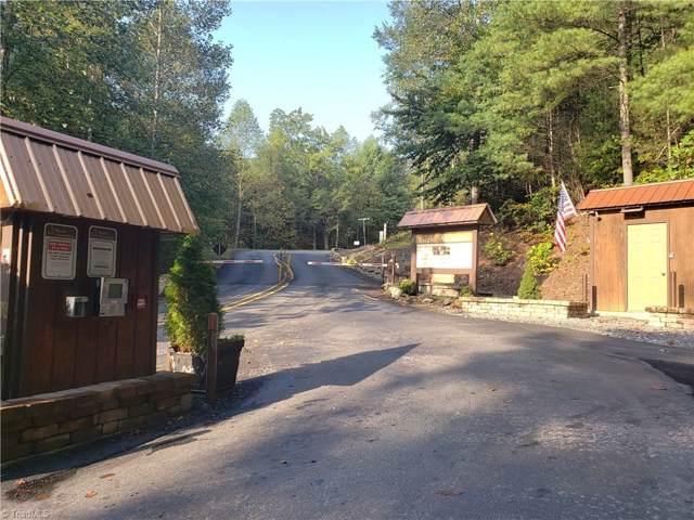 122 Rich Pine Drive, Purlear, NC 28665 (MLS #955930) :: Ward & Ward Properties, LLC