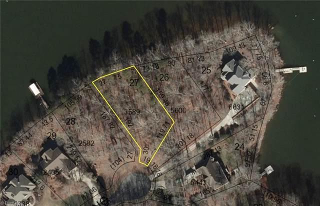 106 Rima Landing #27, Denton, NC 27239 (MLS #955995) :: Ward & Ward Properties, LLC