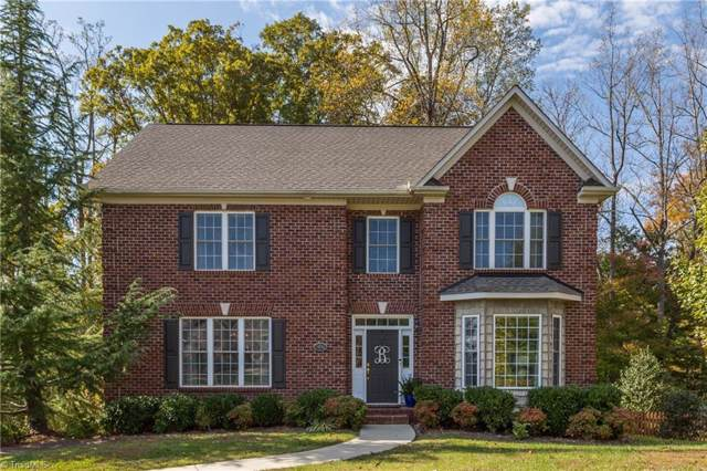 4618 Pebble Lake Drive, Pfafftown, NC 27040 (MLS #956072) :: Ward & Ward Properties, LLC